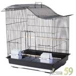 Клетка для птиц DEZZIE 47,5x36x55см