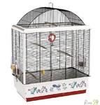 Клетка для птиц PALLADIO 4 DECOR черная