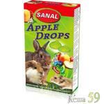 SANAL Drops для грызунов Яблочные
