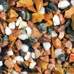 Аквагрунт цветная каменная крошка 5-10мм 3,5кг