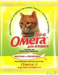 Омега Neo витамины для кошек с морскими водорослями 90 таб.