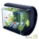 Tetra аквариумный комплекс Silhouette 12л