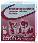 СЕВАвит для котят с таурином 60таб.