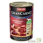 Animonda Gran Carno Adult консервы для собак Мясное ассорти 400гр