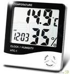 Термогигрометр электронный для измерения температуры и влажности в террариуме