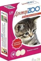 Доктор ZOO витамины для котят 60таб.