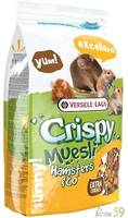 VERSELE-LAGA корм для хомяков и других грызунов Crispy Muesli Hamsters & Co 1 кг