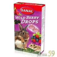 SANAL Drops для грызунов Лесная ягода