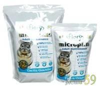 FIORY Корм для шиншилл Micropills Chinchillas 850гр