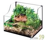 Exo Terra Террариум стеклянный для черепах Turtle Terrarium