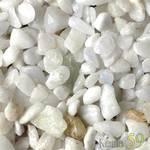 Аквагрунт белый окатанный 3-6мм 3кг