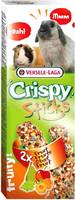 VERSELE-LAGA палочки для кроликов и морских свинок Crispy с фруктами 2х55 г