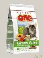 Little ONE корм для шиншилл Зеленая долина 750гр