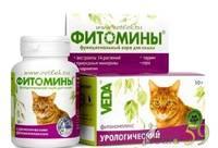 Фитомины для кошек профилактика мочекаменной болезни