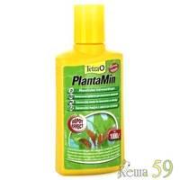 Tetra PlantaMin жидкое удобрение с Fe и микроэлементами 250 мл