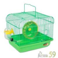 Клетка для грызунов 22,5x17x19 см