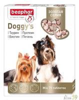 Beaphar витамины для собак Doggy`s Mix 75 таб.