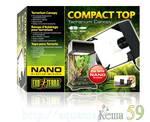Exo Terra Светильник для террариума Compact Top Nano