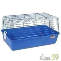 Клетка для кроликов 71,5x47x36,5 см