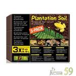 Exo Terra Кокосовая крошка Plantation soil 3х8,8л