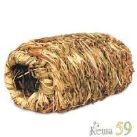 Дом туннель плетеный для грызунов