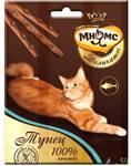 Мнямс Деликатес лакомые палочки для кошек с тунцом 3x4гр