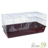 Клетка для кроликов 101x51x45 см