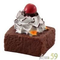 Triol Игрушка для собак Пирожное шоколадное