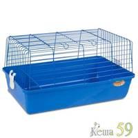 Клетка для кроликов 60x35,5x32см