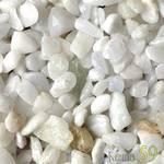 Аквагрунт белый окатанный 4-8мм 3кг