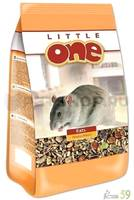 Little ONE корм для крыс 400гр