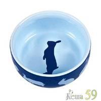Trixie Миска керамическая для кроликов 250мл