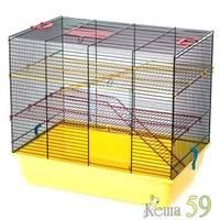 Клетка для грызунов Pinky lil metal 50x33x44 см