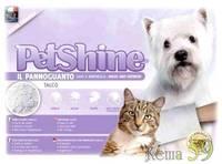 Очищающая варежка-салфетка для щенков и котят