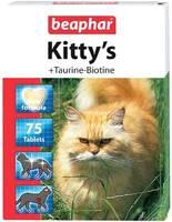 Beaphar витамины для кошек с таурином и биотином 180 таб.
