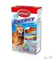 Витамины SANAL для собак Энергия с говядиной 100 таб.