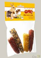 Little ONE Лакомство для грызунов Мини-кукуруза 130г