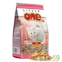 Little ONE корм для мышей 400гр