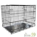 Клетка для животных №004 эмаль 91,5x56x63,5см