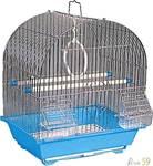 Клетка для птиц №2100 33x23x39см