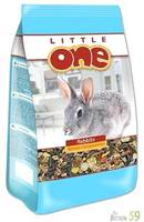 Little ONE корм для кроликов 400гр