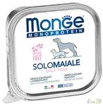 Monge Dog Monoproteico Solo паштет для собак из свинины 150г