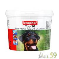 Beaphar витамины для cобак Топ 10 180 таб