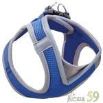 Triol Мягкая шлейка жилетка синяя М обхват груди 410-460мм