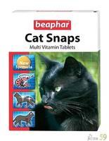 Beaphar витамины для кошек Сat snaps 75 таб.