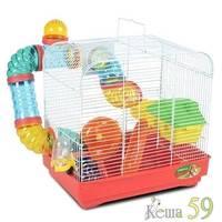 Клетка для грызунов 33x23x31,5 см