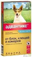 Адвантикс для собак 4-10 кг 1 пипетка