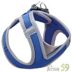 Triol Мягкая шлейка жилетка синяя S обхват груди 360-410мм