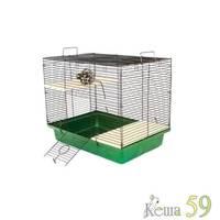 Клетка для грызунов ECO 2-х этажная 58x40x53 см
