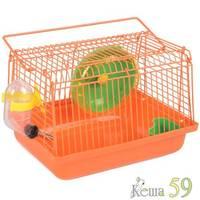 Клетка для грызунов 22,5x17x17,5 см